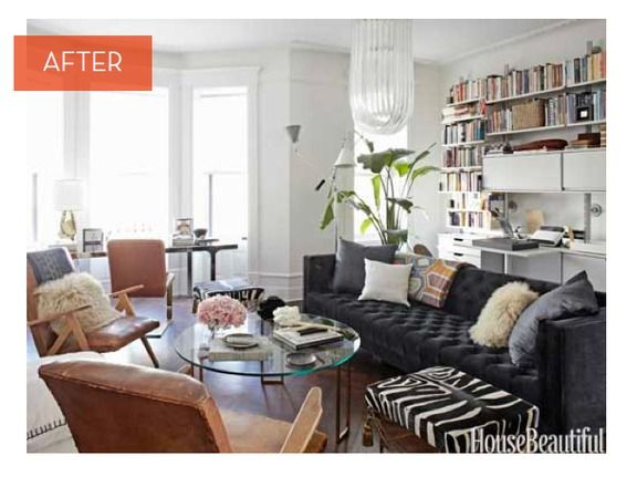 9 Hour Home Office Makeover With Nate Berkus Nate Berkusoffice Makeoverhome Officeshouse Beautifulliving