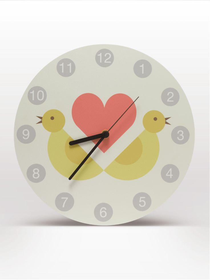 Frida Morning / clocks / lavmi
