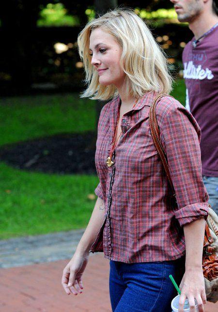 Hair, Drew Barrymore