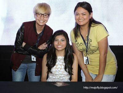 Sing Your Heart Out: Lucky Friday the 13th: Meeting Marlisa Punzalan -'...