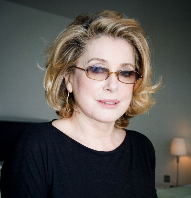 Catherine Deneuve. Beauty has nothing to do with age, body shape, wealth, height, weight.  Beauty and style have everything to do with confidence and self-esteem. www.personalimagecompany.com