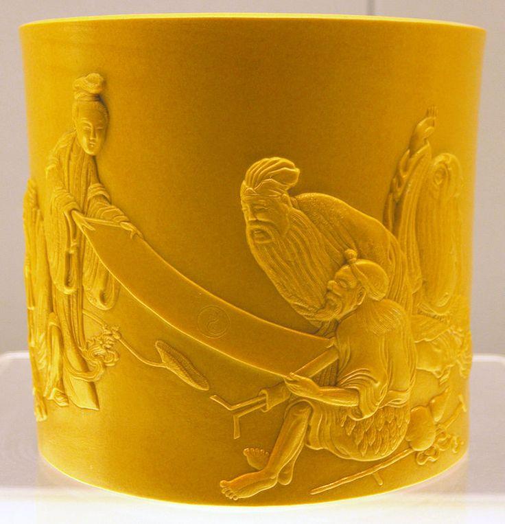 20 best qing relief porcelain images on pinterest