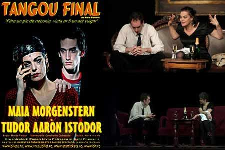 Tangou Final de Mario Diament cu Maia Morgenstern