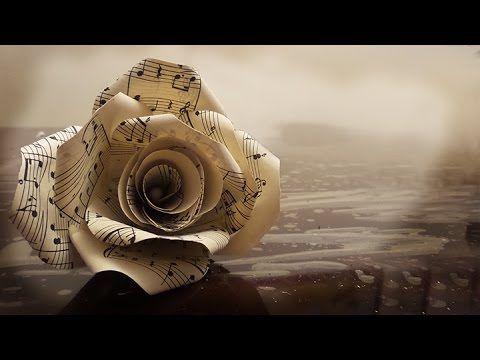 Maak eenvoudig een roos van papier. Makkelijk en leuk voor Valentijnsdag.