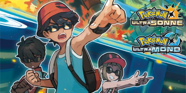 Pokémon Ultrasonne und Pokémon Ultramond: Zahlreiche weitere Spielfunktionen und eine neue Bedrohung für die Alola-Region vorgestellt:…
