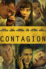 Contagion- film technique inspiration:  Directed by	Steven Soderbergh Produced by	Michael Shamberg Stacey Sher Gregory Jacobs Written by	Scott Z. Burns Starring	Marion Cotillard Matt Damon Laurence Fishburne Jude Law Gwyneth Paltrow Kate Winslet Music by	Cliff Martinez Cinematography	Steven Soderbergh (as Peter Andrews) Editing by	Stephen Mirrione Studio	Participant Media Imagenation Abu Dhabi Double Feature Films