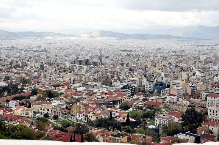 Deserted Athens Buildings to Get New Lease on Life