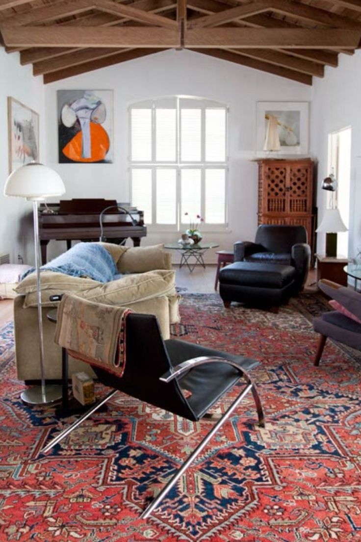 61 Best Oriental Rug Decor Images On Pinterest