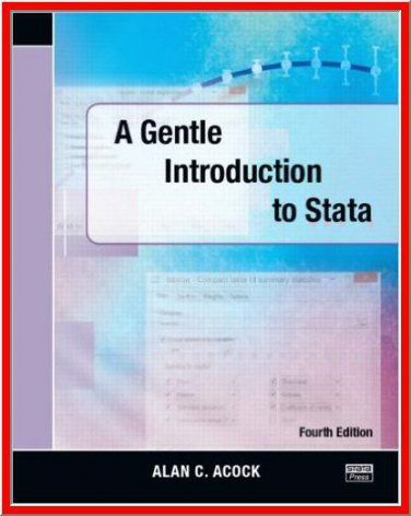 729 best educational ebooks images on pinterest textbook amazon a gentle introduction to stata 4th edition by alan c acock pdf ebook http fandeluxe Gallery