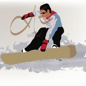 Tabla de snowboard (Frenando), #ImagenesDecorativasDeDeportes, #Deportes, #CuadrosDeDeportes, #LaminasDeDeportes, #PinturasDeDeportes, #ImagenesDeDeportes,  #PinturasDeportivas, #LaminasDeportivas,  #www.me-design.es