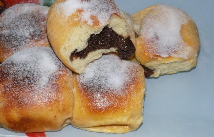 Dukanova dieta (hubnutí recept): briošky Chocolate butchy #dukan http://www.dukanaute.com/recette-brioche-butchy-chocolat-12939.html