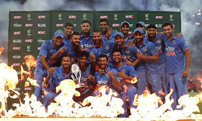 India's 3-0 win was the first whitewash any team has registered against Australia in Australia, in any format