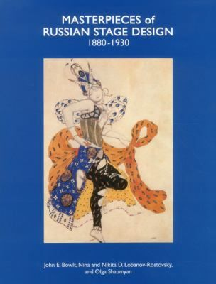 Bowlt, John E., autor Russian stage design 1880-1930 (in two volumes) / John E. Bowlt, Nina and Nikita D. Lobanov-Rostovsky, and Olga Shaumyan Woodbridge : Antique Collectors' Club, [2012-] http://cataleg.ub.edu/record=b2213652~S1*cat