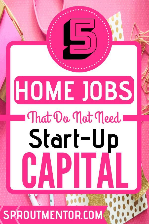 15 Home Based Business Opportunities With No Startup Cost