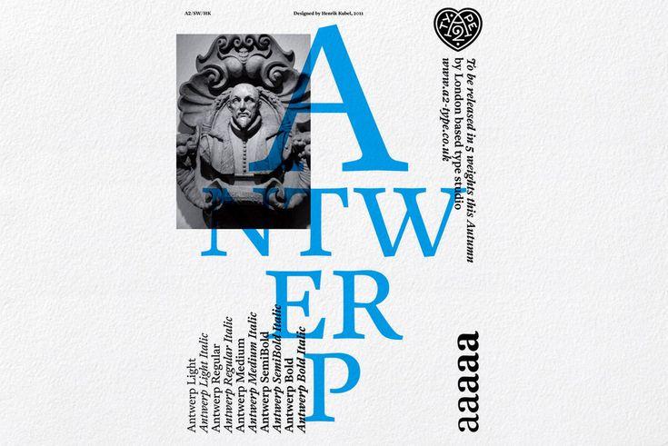 Vllg a2type antwerp postcard 2