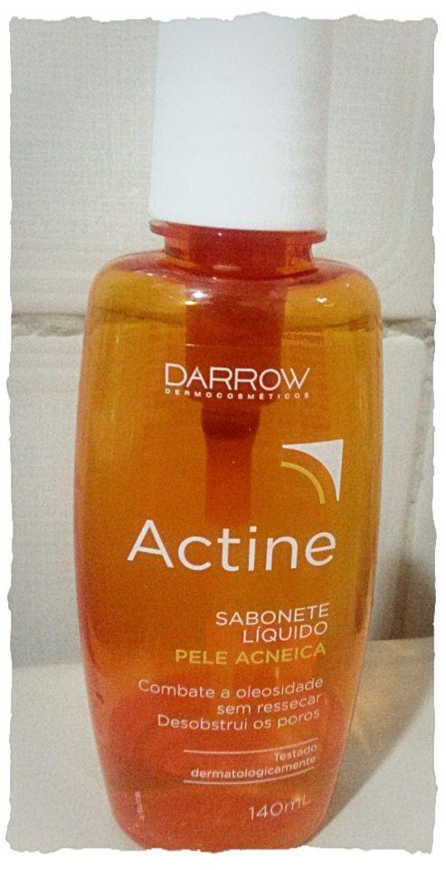 Actine Sabonete Líquido