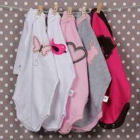 Unique babygro's for little girls