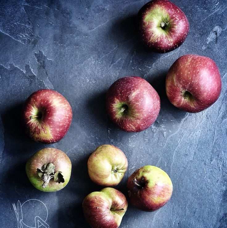 Apple season! For my garden...