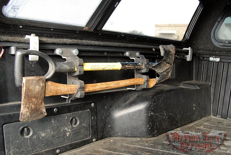2005 Toyota Tacoma Bed Rail Hi Lift Mounts Truck