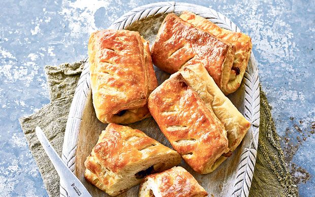 Paul Hollwood's Danish pastries recipe - Telegraph