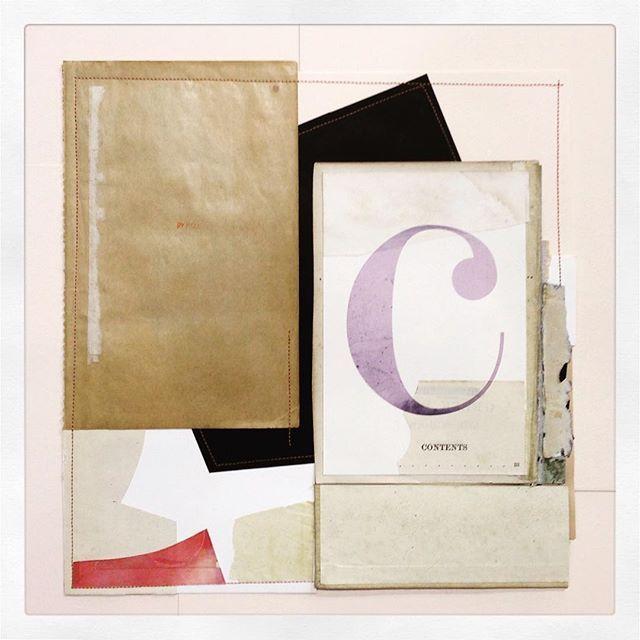 ✂️ . . #newwork #collageartist #graphicart #mixedmediaartist #mixedmediaart #sophieklerk #paper #collage #collageartist #collageart #otaki #boxofbirdsdesign #art #artist #artwork