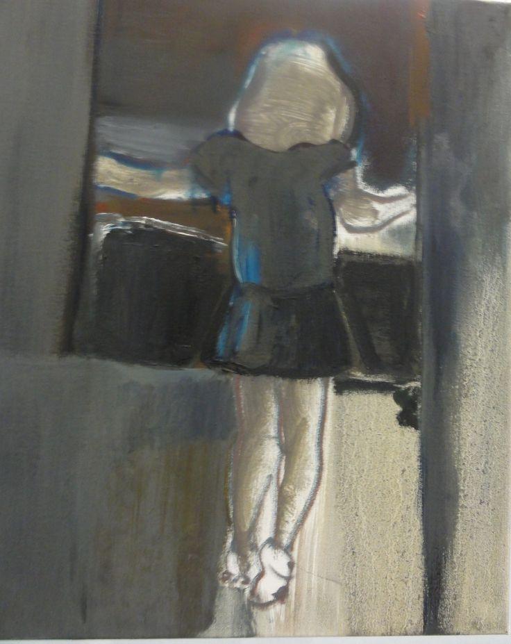 Marlene Dumas in het Van Abbemuseum