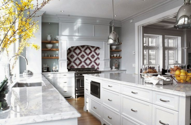 VT Interiors - Library of Inspirational Images: Kitchen ( Total) Love