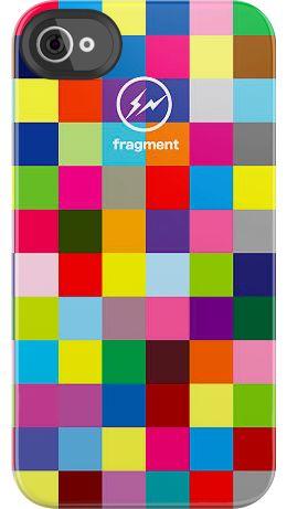Fragment Blocks by Hiroshi Fujiwara for iPhone 4/4S Deflector