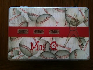 Male Teacher Appreciation or Father's Day Gift Idea