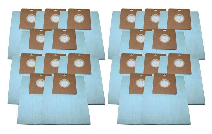 20 VP-77 Bissell Vacuum Bags, Part # 203-2026, 32023, 32115