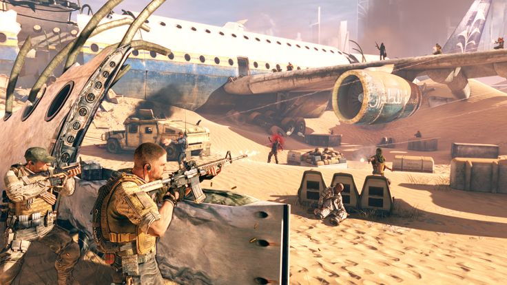 Spec Ops:The Line very underrated.very few games manages to invoke a response from its audience the way this game does.