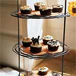 Chocolate Cupcakes with Vanilla Cream Cheese Frosting Recipe | MyRecipes.com