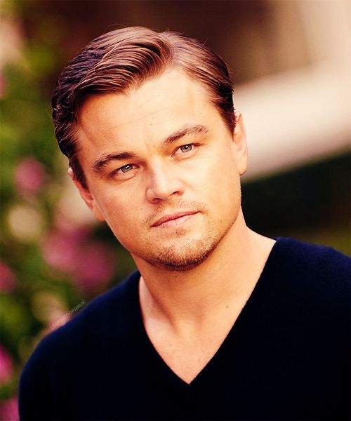 Leo is ridiculously good looking and extremely talented. Those eyes and the smile... oh my!