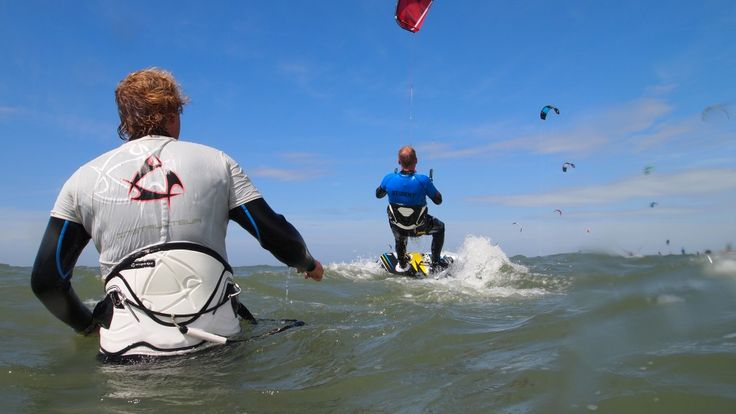 Kitesurfen | Zeeland | Watersport | Noord-Beveland | www.ruiterplaat.nl