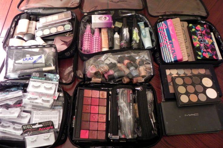 Tierney DeCaire Makeup Artist and Esthetician: How I Store my Makeup: Zuca Pro Artist Case & Stil...