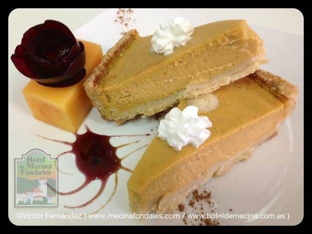 Pastel de calabaza o Pumpkin pie