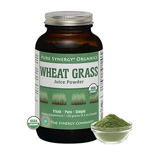 Energizing Chlorophyll-Rich Health Tonic: Our CO2 low temp-dried Organic Wheat Grass Juice Powder preserves the life and vitality of this popular chlorophyll-rich health tonic. At the peak of nutrit...