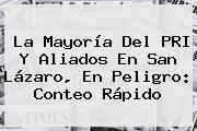 http://tecnoautos.com/wp-content/uploads/imagenes/tendencias/thumbs/la-mayoria-del-pri-y-aliados-en-san-lazaro-en-peligro-conteo-rapido.jpg PRI. La mayoría del PRI y aliados en San Lázaro, en peligro: conteo rápido, Enlaces, Imágenes, Videos y Tweets - http://tecnoautos.com/actualidad/pri-la-mayoria-del-pri-y-aliados-en-san-lazaro-en-peligro-conteo-rapido/