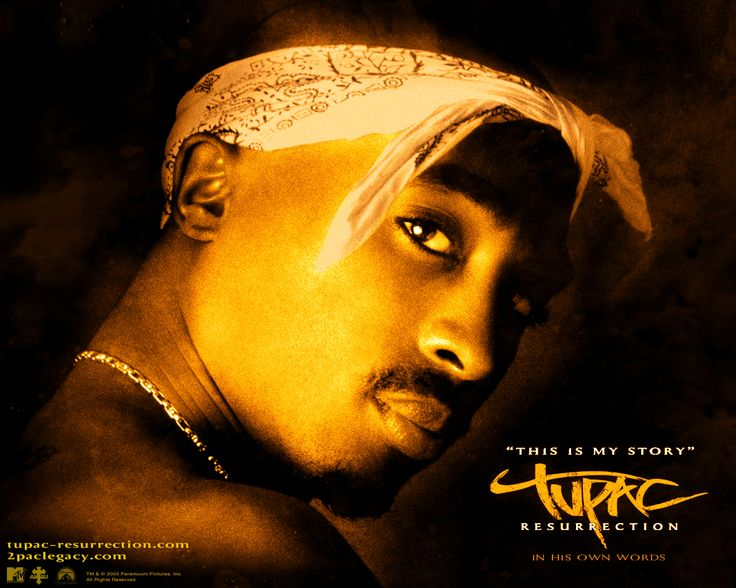 Tupac: Resurrection  Talent taken too soon.
