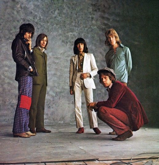 Stones Photo Session with Peter Webb, July 1969