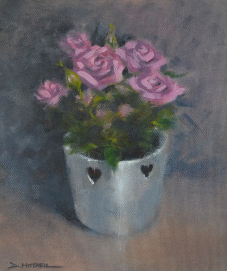 View Love Hearts & Roses by Denise Mitchell. Browse more art for sale at great prices. New art added daily. Buy original art direct from international artists. Shop now