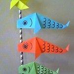 5月5日は端午の節句(こどもの日)。兜やこいのぼりを飾って男の子の成長を願う大切な行事です。子供と一緒に折り紙でこいのぼりをつくってみませんか?親子一緒に作れるような簡単でかわいい折り紙こいのぼりの折り方・作り方をご紹介いたします。