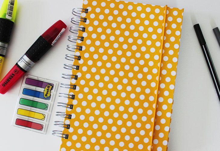 {Dica de papelaria} Transformando cadernos simples em cadernos FofosPOSTS RELACIONADOS