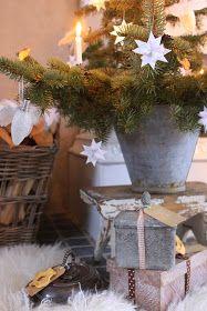 Sjarmerende jul: Lyspærer med glitter og vinger