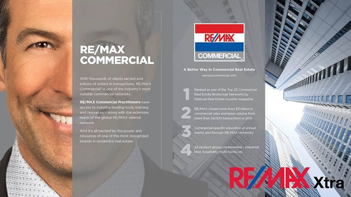 Did you know that RE/MAX is one of the world's largest Commercial Real Estate companies? If you're interested in knowing more just let me know!  #remax #remaxcommercial #remaxxtra #remaxhustle #sellyeah #remaxaustralia