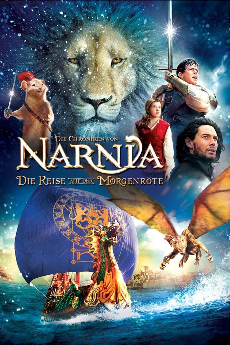 Die Chroniken von Narnia: Die Reise auf der Morgenröte (2010) - Filme Kostenlos…