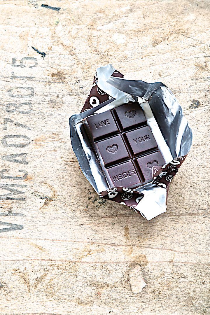raw and vegan chocolate i want to receive valentine's ^.^ | credz to pana chocolate