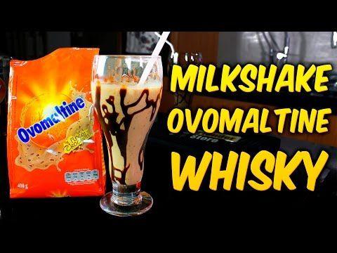 Milkshake de Ovomaltine com Whisky – AllCool #179 | Bebida Liberada