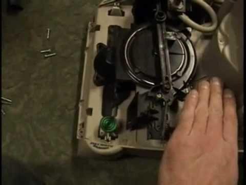 Repairing the Hoover Steam Vac Deluxe - Bing video