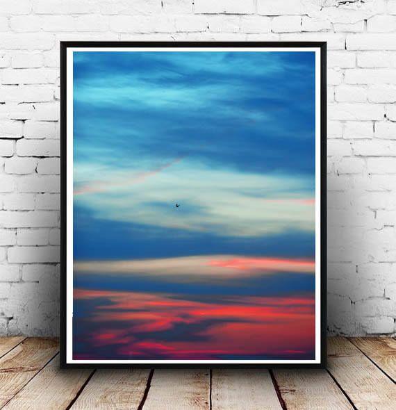 #Sky #Overlay, #Sunset and #Bird, #Cloud #Print, #Photography #Background, #Sunrise #Printable, #SunsetArt #Wall Art, #Nature #Prints, #SkyOverlay, #InstantDownload by #JuliaApostolovaArt on #Etsy #ArtPrint by #MinimalPoster #Office #Decor #officedecor #interior #homedecor #walldecor #officeart #officeminimal #abstractphoto #abstractdecor